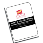 ANCCE Rules & Regulations