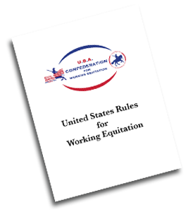 Rules and Regulations for Working Equitation