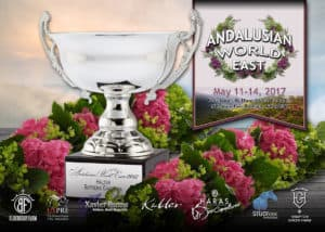 Andalusian World East Grand Champion