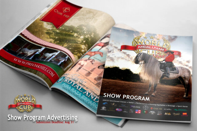 Show Program Advertising