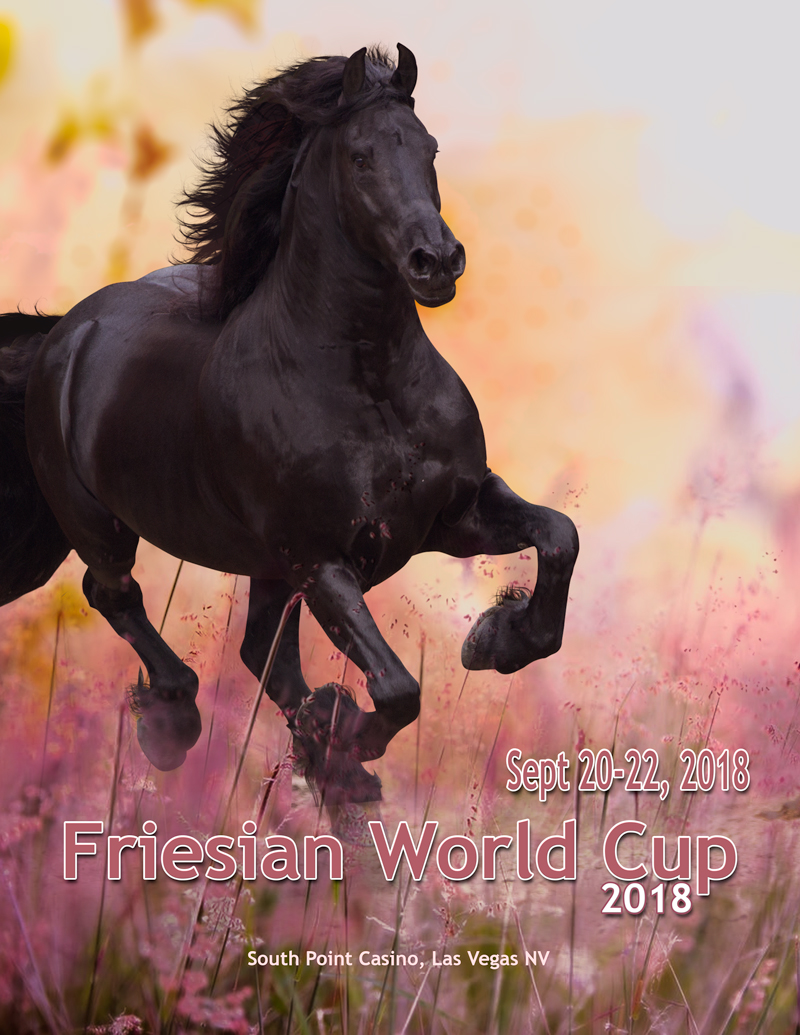 Friesian World Cup 2018
